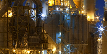 Chemical plant general contracting services.