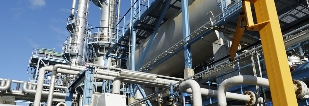 General contracting for refining, petrochemical and manufacturing industries.