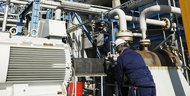 Natural gas plant general contracting services.